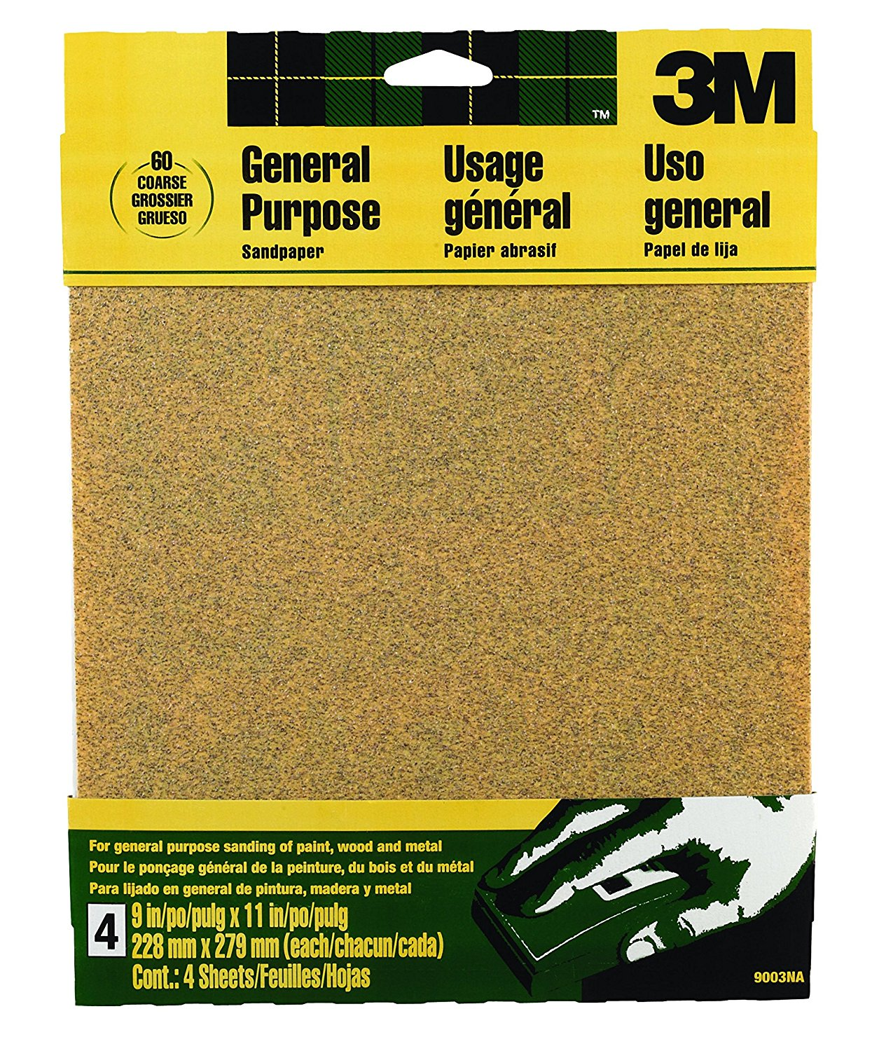 60-80 Grit Sand Papers