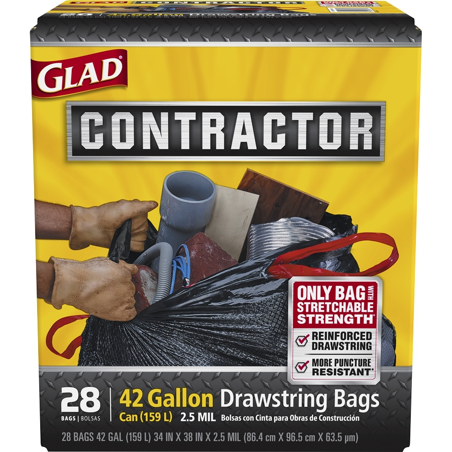 Contractor Garbage Bags